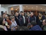 Pupo - автограф-сессия, Украина