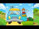 Развивающий мультик для детей от 1-го года до 3-х лет Учим цвета Мультфильмы для с...