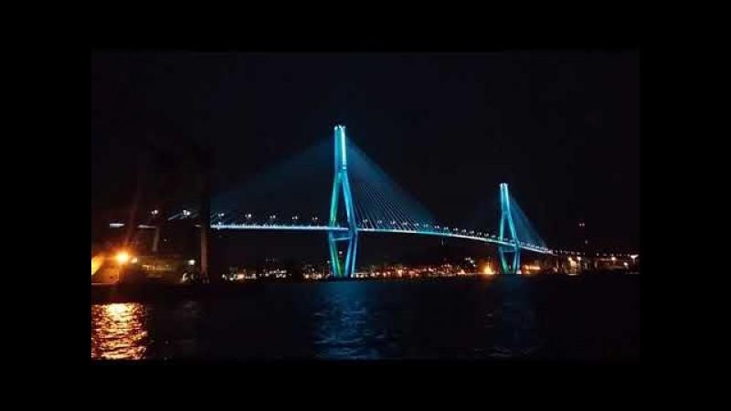 Пусан. Мост на остров Ёндо