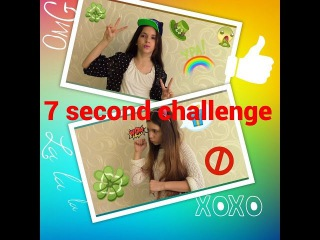 7 second challenge | Звёзды YOUTUBE | Кто лучше