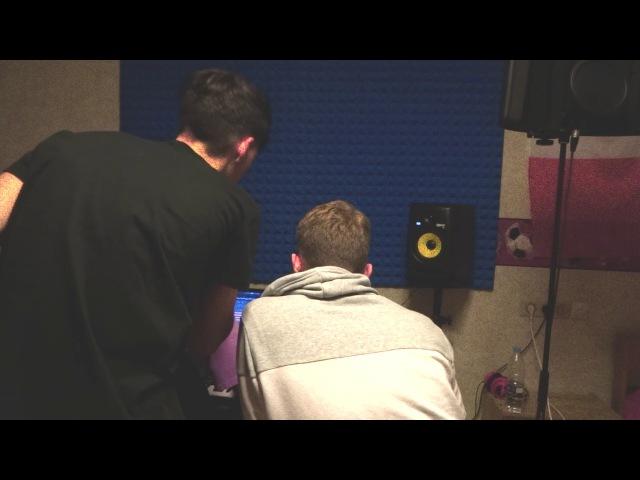 Jacketkkid studio session 2 (w/ woes Yurov)