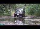 Внедорожное испытание полноприводного VW Caddy