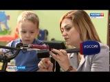 «Вести Алтай» и Русфонд объявили сбор средств на тренажёр трёхлетнему Саше