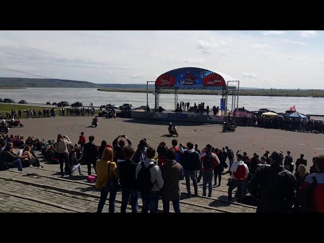 Выступление MGTT на открытии мотосезона 2017