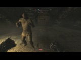Skyrim бой на кулаках на легенде