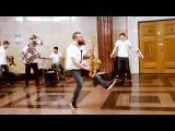James Brown - I Feel Good (Brevis Brass Band Cover)