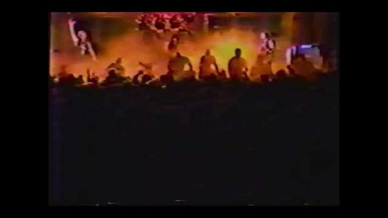 Slayer -Chemical Warfare - Ritz NY 86