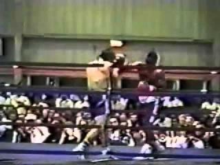 Бокс бои в любителях Рой Джонс младший против Нокс БраунRoy Jones Jr Vs Knox Brown FULL FIGHT ,jrc ,jb d k.,bntkz[ hjq l;jyc vkf