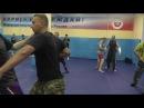 С А О Стрела  Тренировка по ножевому бою  фрагмент 1