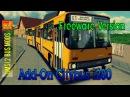 OMSI 2 • Add-On Citybus i280 (Ikarus 280.02) Freeware Version