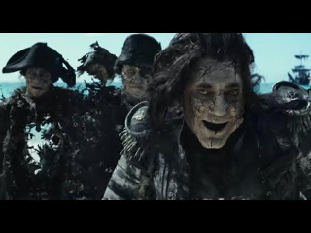 Пираты Карибского моря: Мертвецы не рассказывают сказки - Духи