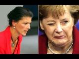 Сара режет правду, Меркель морозится!!