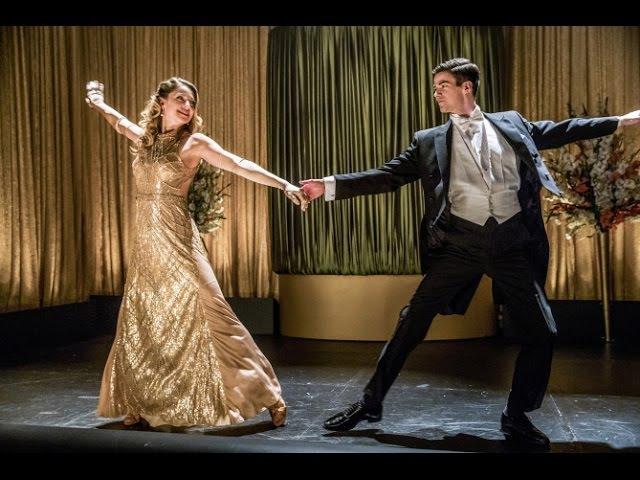 Barry And Kara Sing Super Friends The Flash S03E17 HD