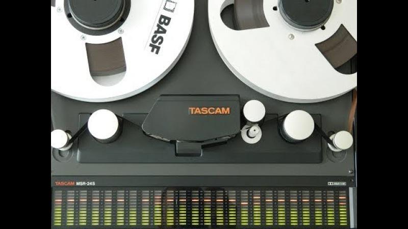 TASCAM MSR-24S short overview