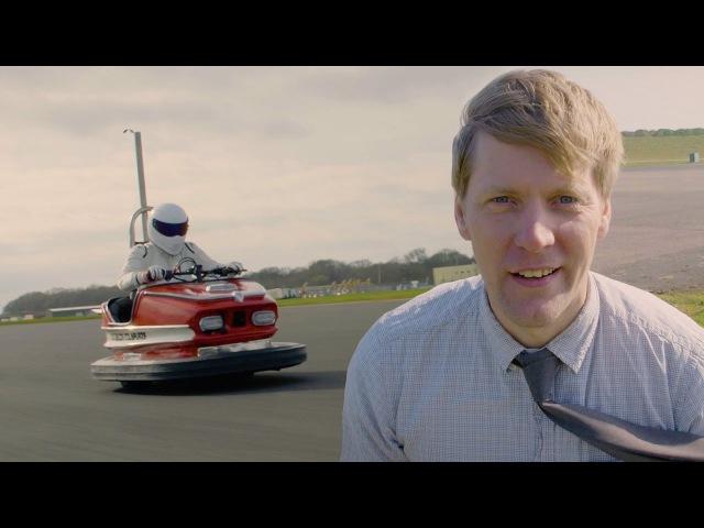 Colin Furze: The World's Fastest Bumper Car - Top Gear