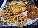 RECETA DE NICARAGUA Pastelitos de piña fritos y al horno