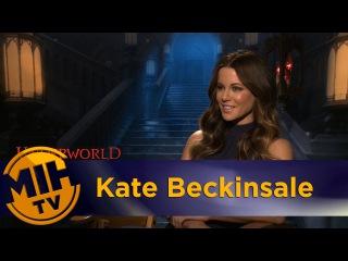 Kate Beckinsale Interview Underworld: Blood Wars