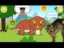 Игра про Динозавров,Изучаем динозавров,раскопки.Развивающий мультик для детей.