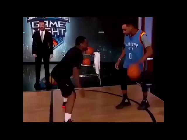 NBA Impressions Brandon Armstrong
