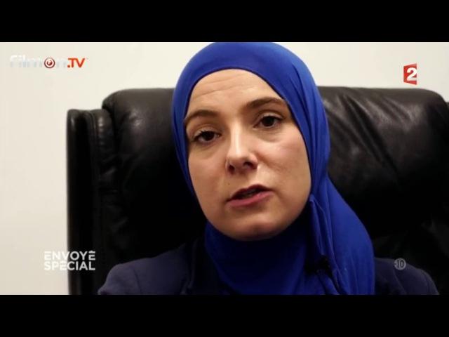 Envoyé Spécial - Reportage sur les sœurs, les femmes cachées du jihad