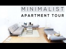 MINIMALIST APARTMENT TOUR | fully furnished