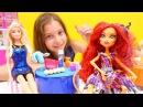 Polen ile en güzel kızoyunları! MonsterHigh, Barbie, Rapunzel ve Niloya oyuncakları ile oyunlar!