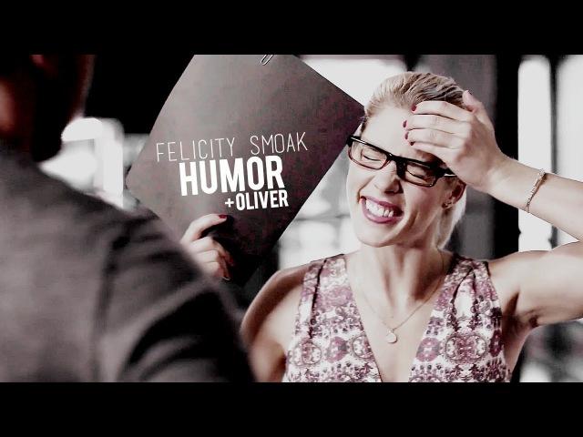 It feels really good having you inside me {humor} | arrow: felicity oliver