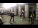 Morozov vs Kichimaev RGSI Triathlon 32 kg 10 min - Jan 30 2017 Rostov on Don