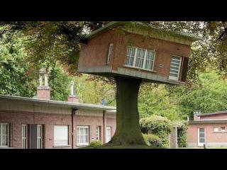 Дом на дереве. Детский домик.
