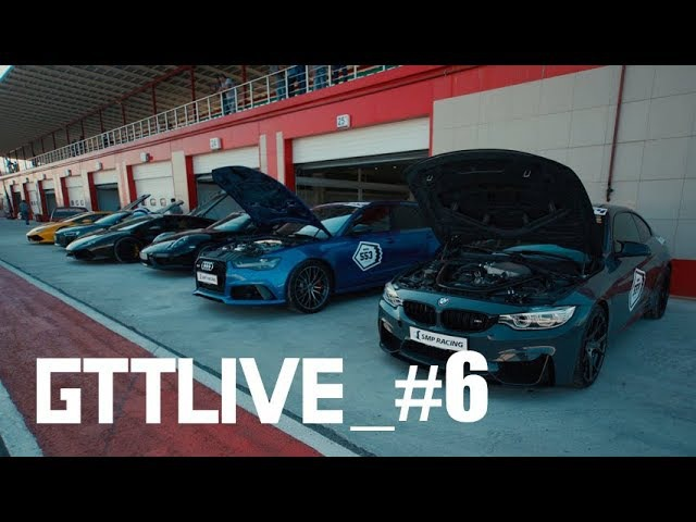 GTTLIVE_6. FINAL STAGE SMP RDRC 2017 IN GROZNY CITY - GOSHA TURBO TECH