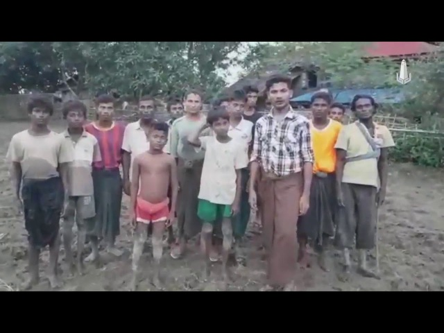 Мьянма ( Бирма ) Гонения Мусульман - обращение к .../ Myanmar (Burma) Rohingya