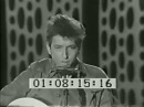 Bob Dylan on the Steve Allen Show Feb. 25, 1964. The Lonesome Death of Hattie Carroll.