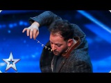 Neil Henrys bowels spell out a yes from the Judges Auditions Week 7  Britains Got Talent 2017