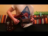 Adept - At Least Give Me My Dreams Back, You Negligent Whore! (guitar cover by Stepan Kolchenko)