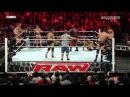 Team Orton vs The Nexus referee John Cena