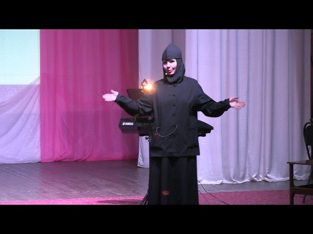 Россию любящим пою монахиня Авраамия (Юлия Юрик)