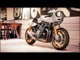 6. Yamaha Yard Built XJR1300 'Eau Rouge' by Deus