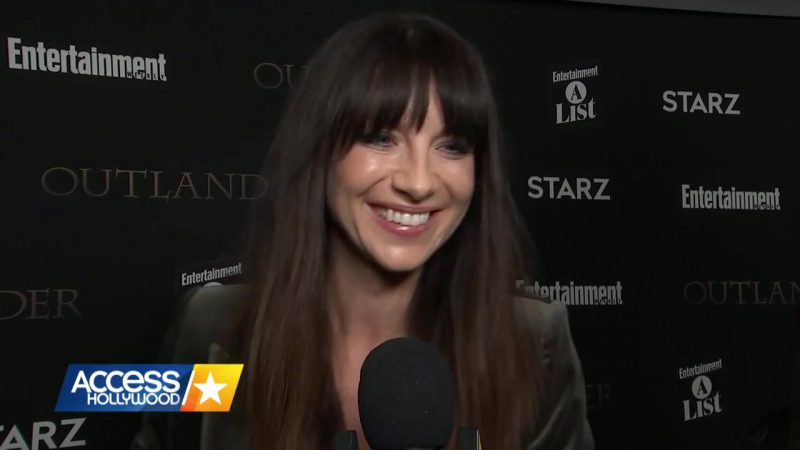 Outlander Caitriona Balfe Talks Season 3 A Reunion Peop
