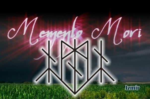 """Став """"Memento Mori"""". Автор Измир  PCW_wOBBNEE"""