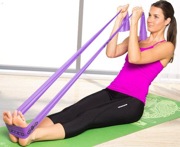 Эластичные ленты для фитнеса купить в Таврийске