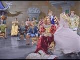 Золушка, полная реставрация изображения и звука ( цветная верcия, СССР 1947 год ) FullHD