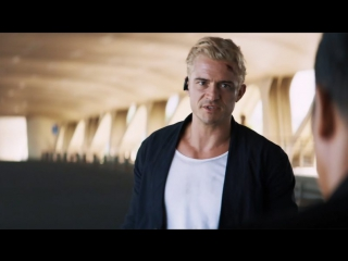 Шанхайский перевозчик - Русский трейлер 2017