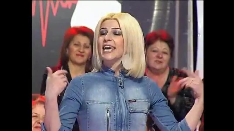 Arpine Bekjanyan - Erku quyr enq (live) (2012)