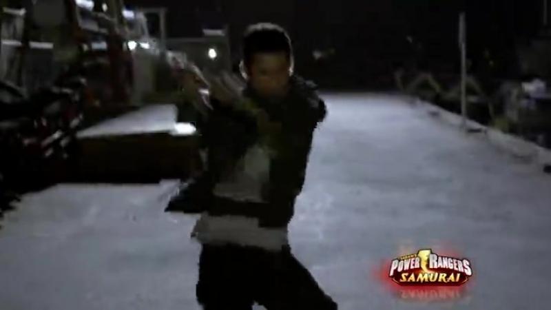 могучие рейнджеры самураи 1 сезон 1 серия