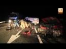 Ужасная авария со смертельным исходом 08.10.2017