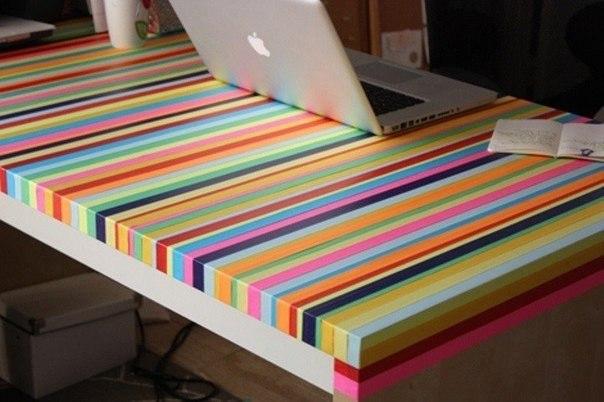 Обновление старого стола