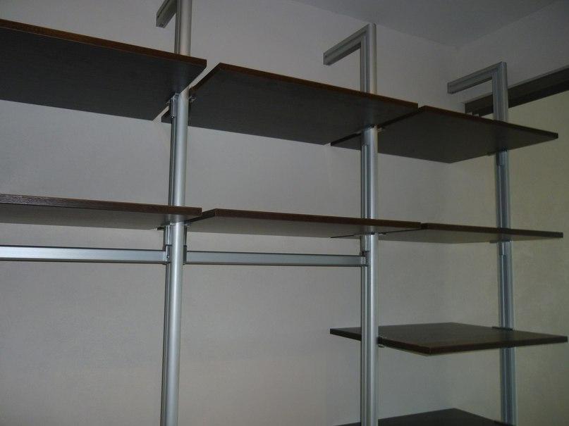 Гардеробная комната 2000*1800