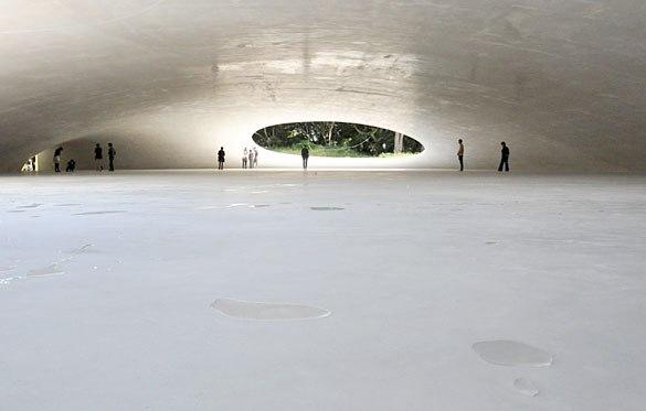 Музей Искусств Тешима в Японии