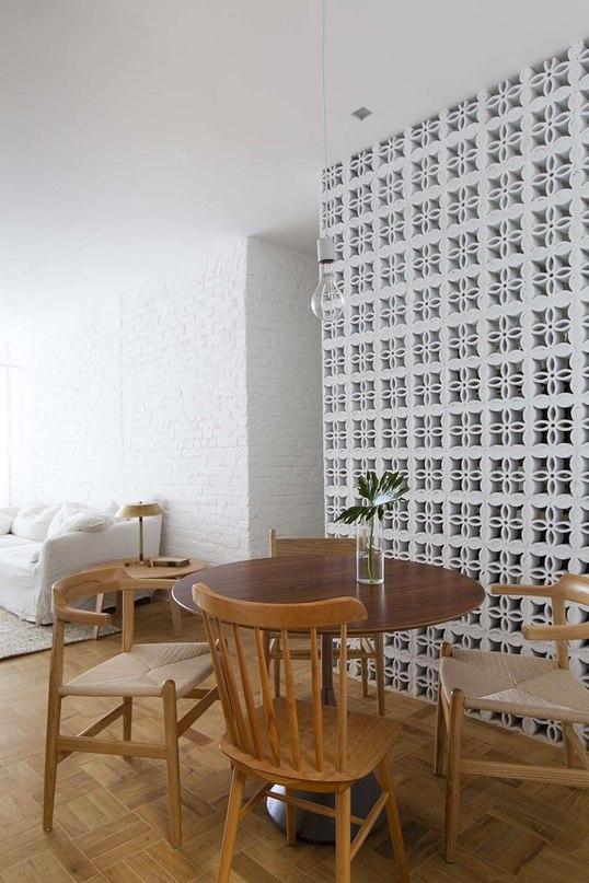 Часть 2. Квартира в Сан-Паулу  Архитектор Алан