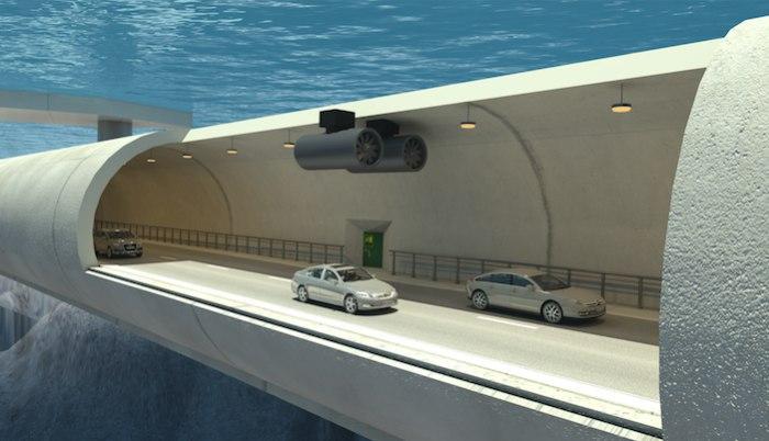 Норвежские инженеры вынашивают амбициозный план по строительству